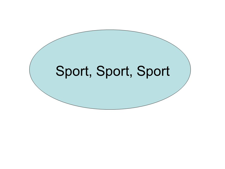 Sport, Sport, Sport