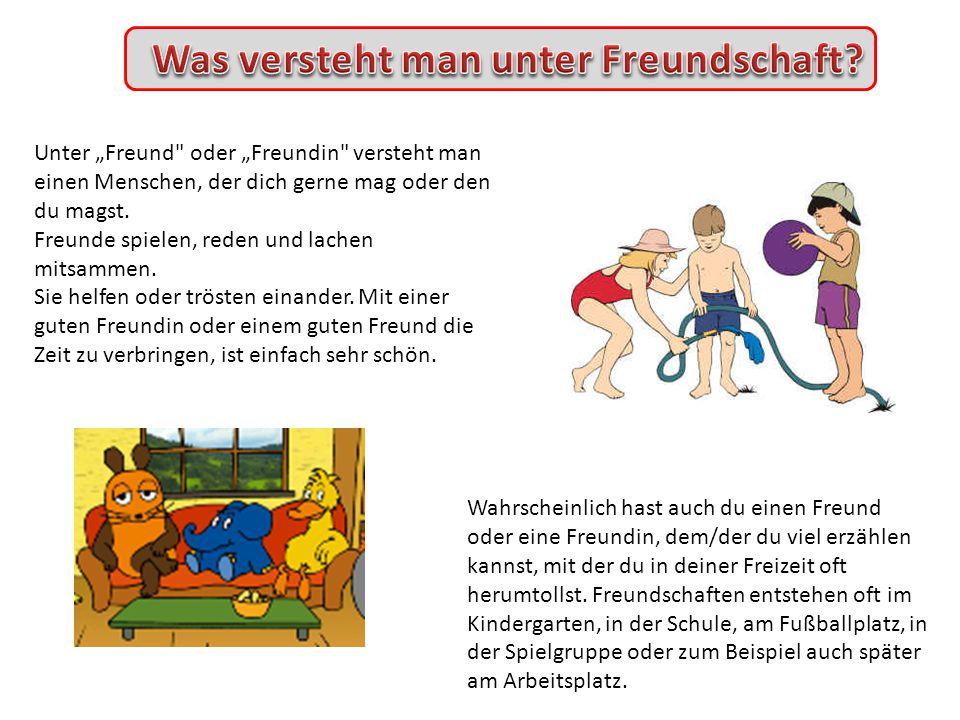 """Unter """"Freund"""