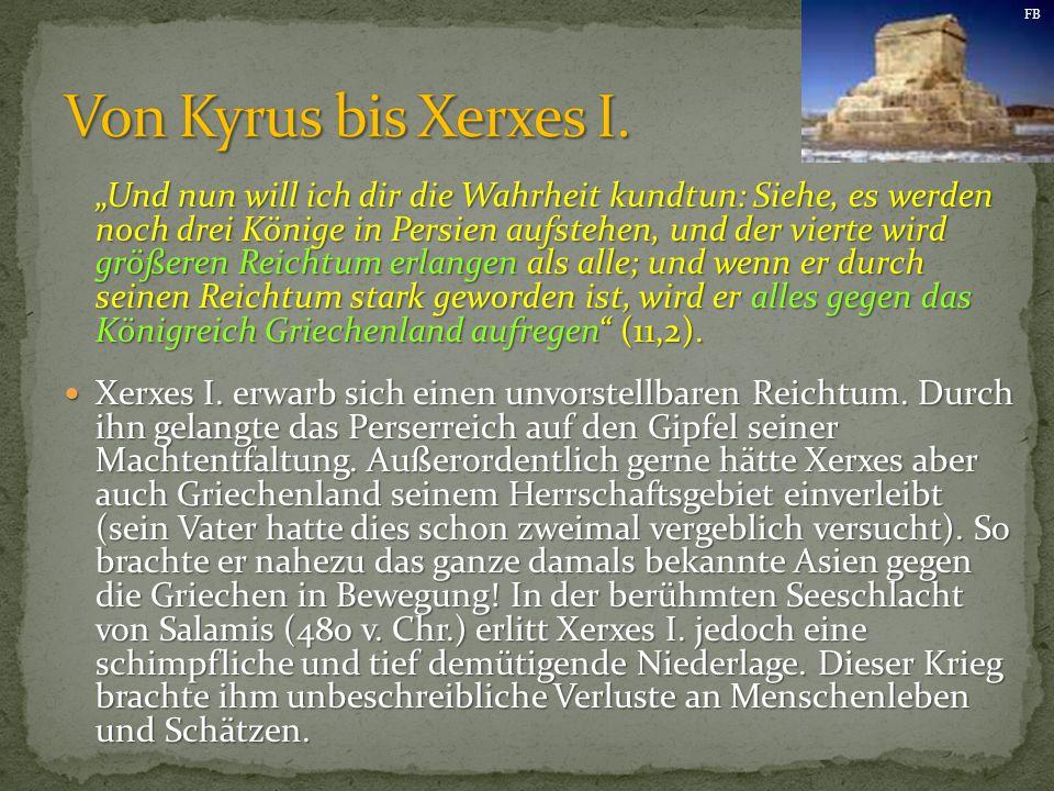 """""""Und diejenigen, welche gottlos handeln gegen den Bund, wird er durch Schmeicheleien zum Abfall verleiten;... (11,32a)."""