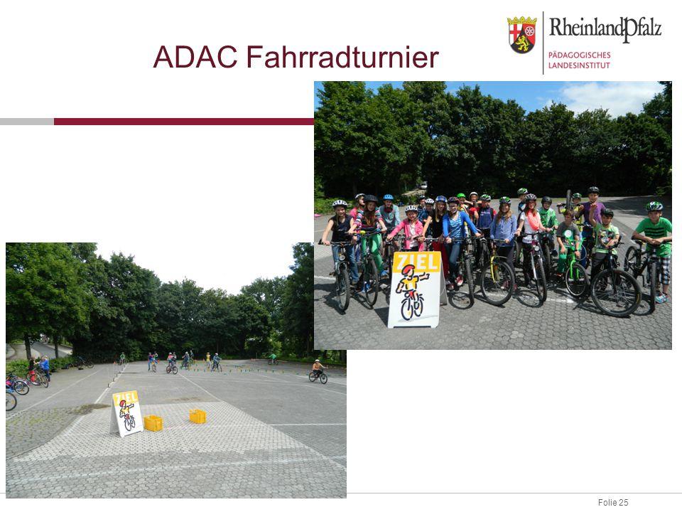 Folie 25 ADAC Fahrradturnier