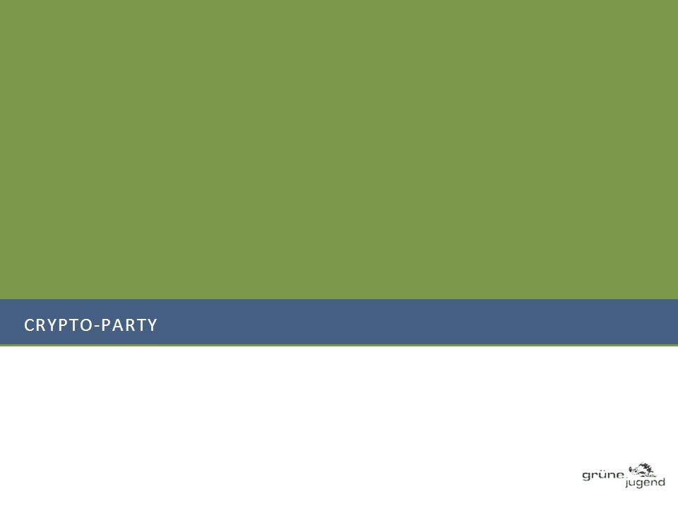 CRYPTO-PARTY