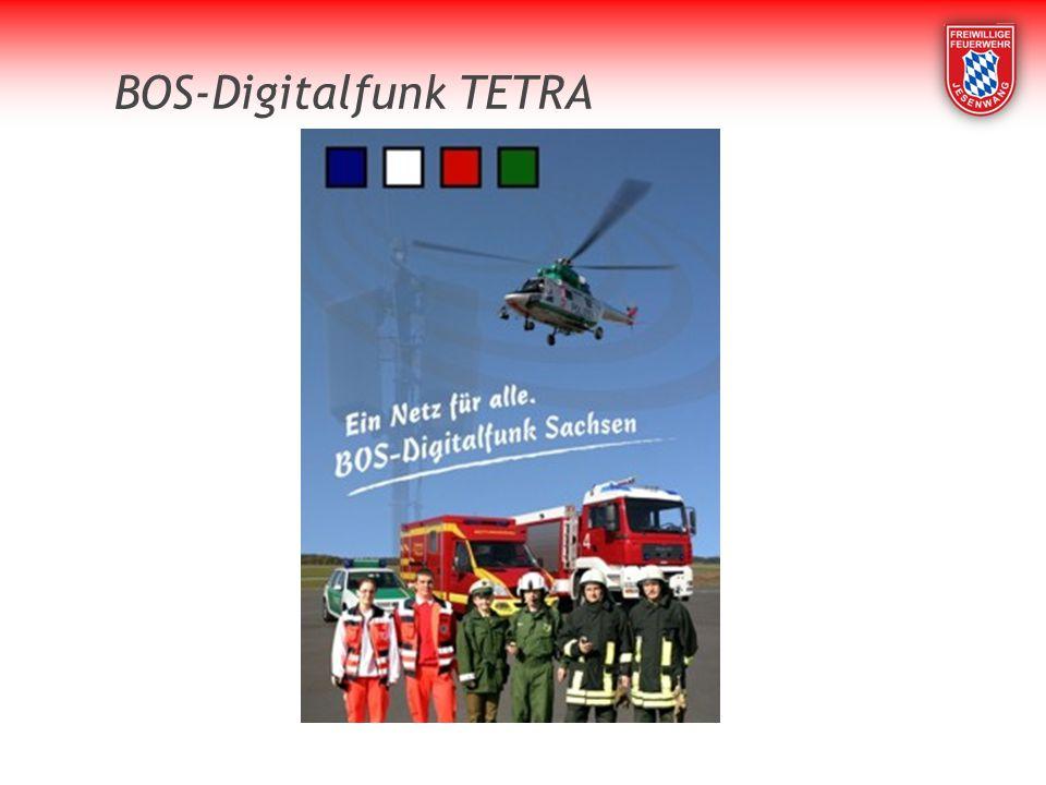 BOS-Digitalfunk TETRA
