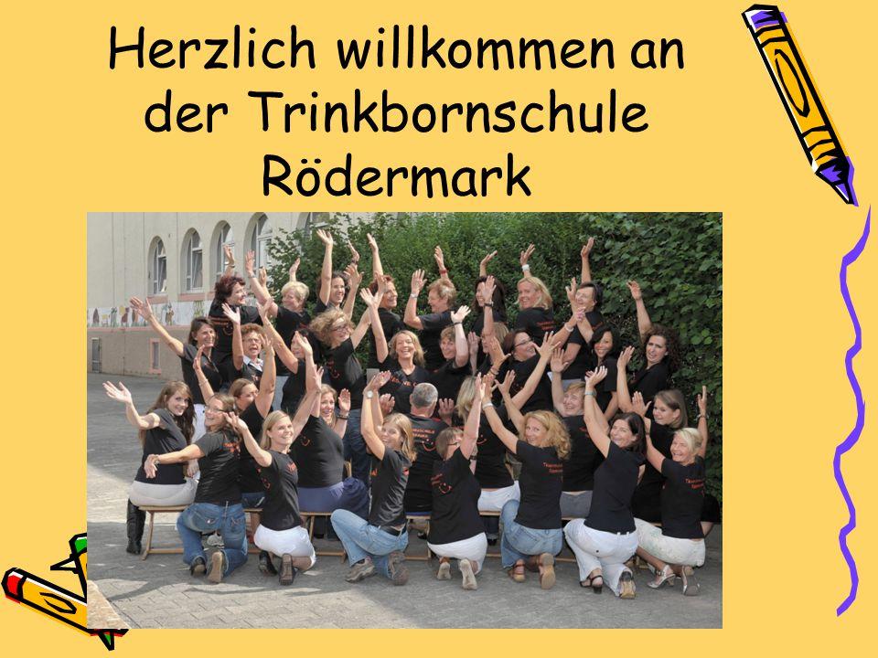 Herzlich willkommen an der Trinkbornschule Rödermark