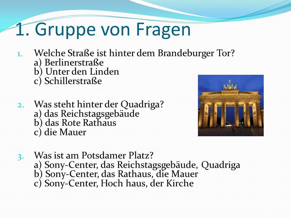16.Was ist vor 65 Jahren mit dem Potsdamer Platz passiert.