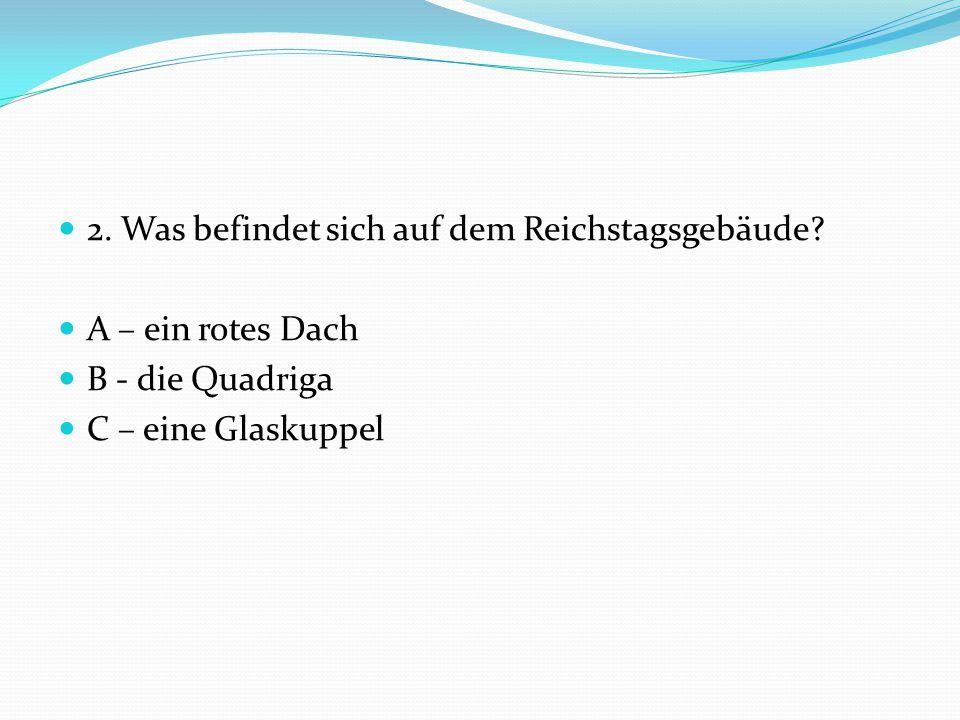 12.Welche Probleme hat man in Berlin.
