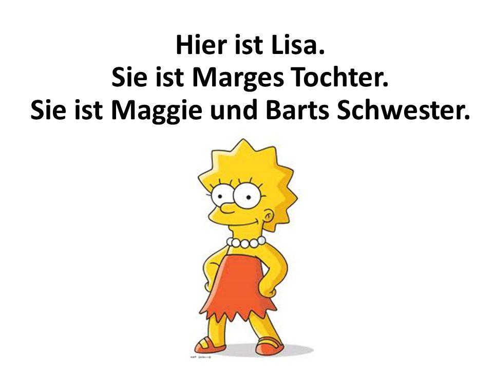 Lisa, Hast du Geschwister? Ja, Ich habe einen Bruder und eine Schwester!