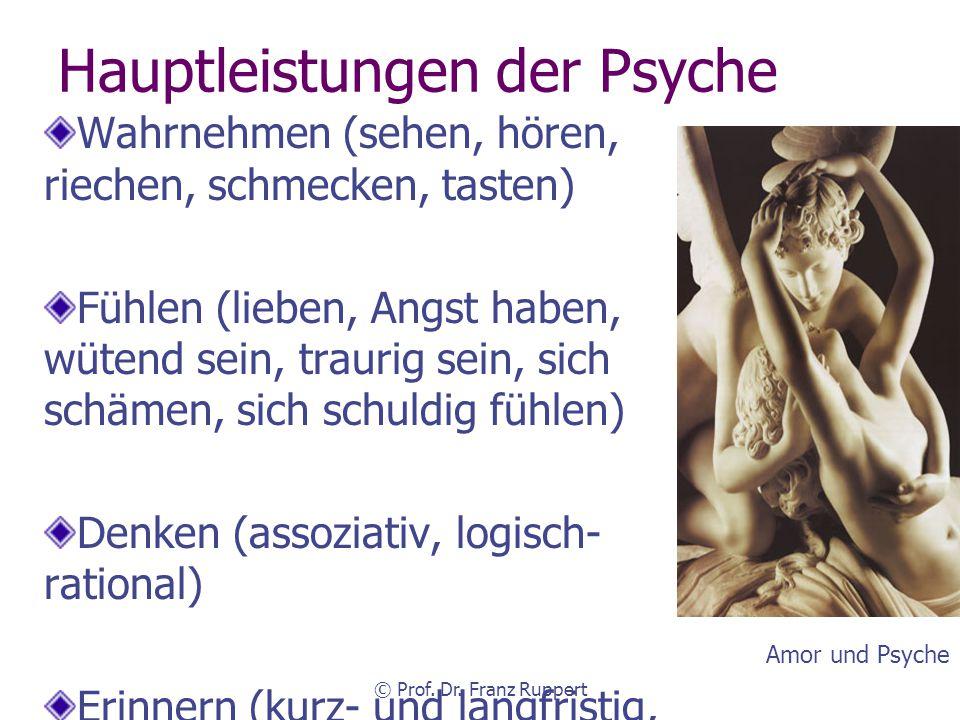 © Prof.Dr. Franz Ruppert KSFH München Diagnosen sind an sich weder gut noch schlecht.