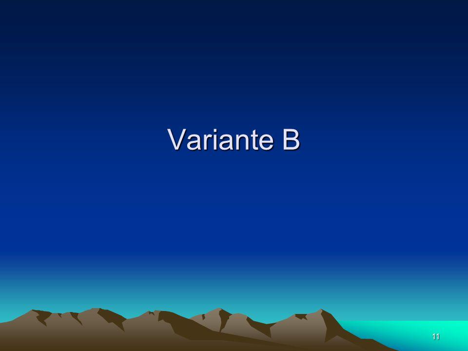 11 Variante B