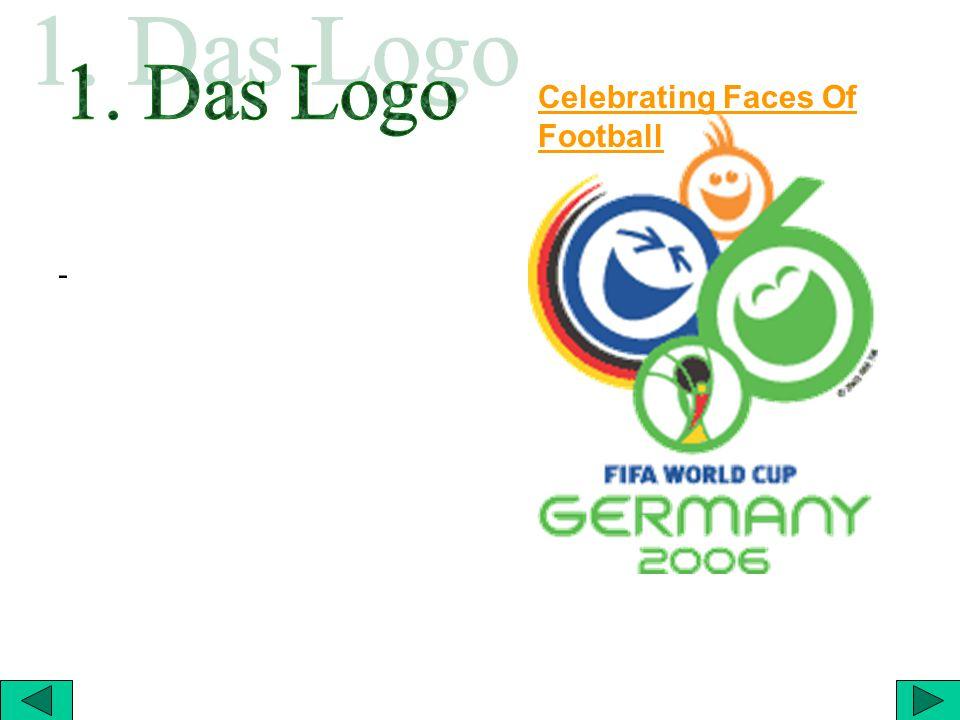 1. Das Logo 2. Deutsche National Mannschaft 3. Das Maskottchen 4. Die Allianz Arena