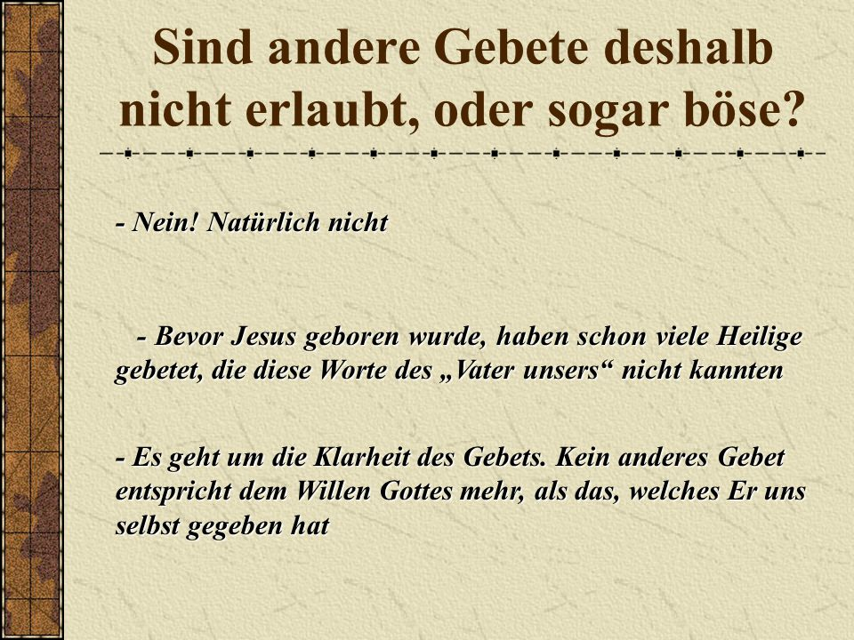 """Wir lesen Matthäus 11, 28 """"Kommet alle her zu mir, die ihr geängstet (mühselig) und beschwert (beladen) seid; ich will euch erquicken"""