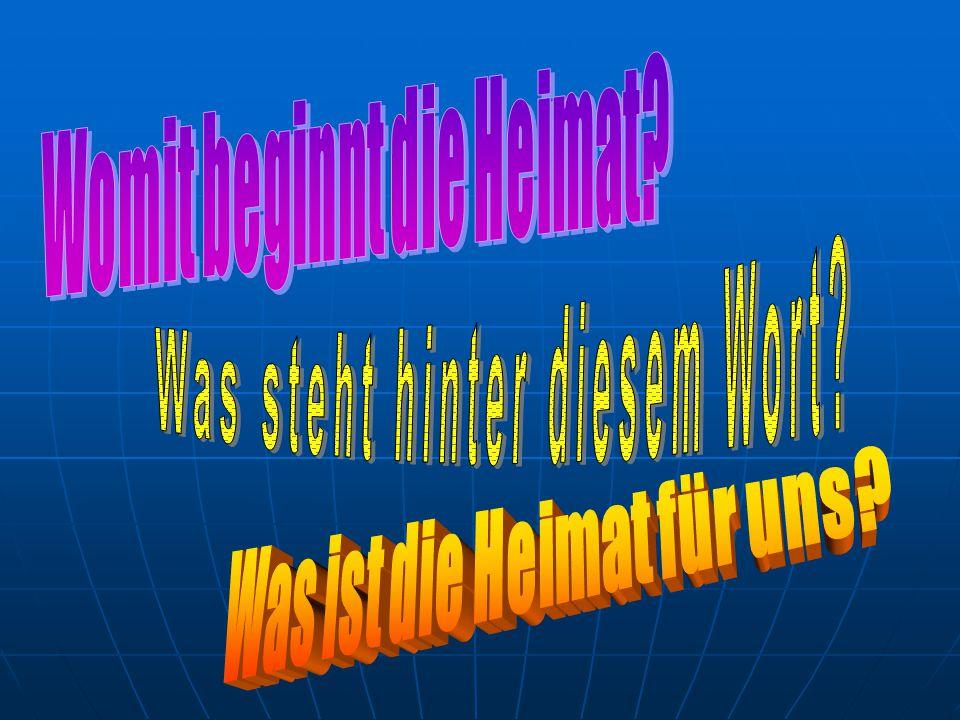 № Die Aufgabe Selbstkontrolle Die Note des Lehrers 1.