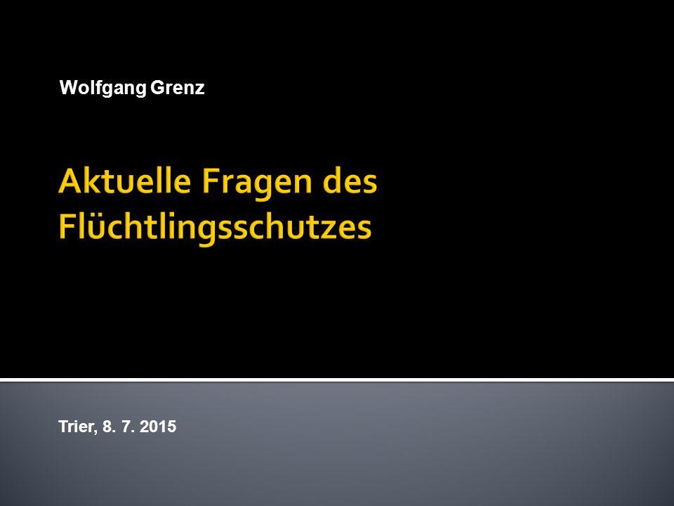 Wolfgang Grenz Trier, 8. 7. 2015