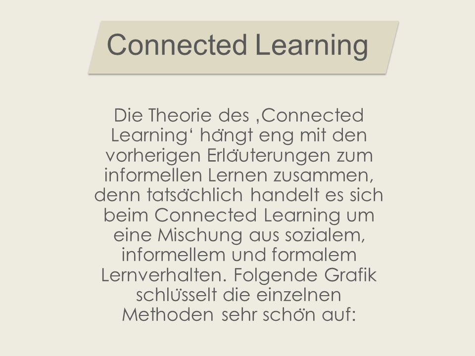 Quelle: http://www.danpontefract.com/learning-2-0-is-dumb-use-connected-learning-instead/http://www.danpontefract.com/learning-2-0-is-dumb-use-connected-learning-instead/
