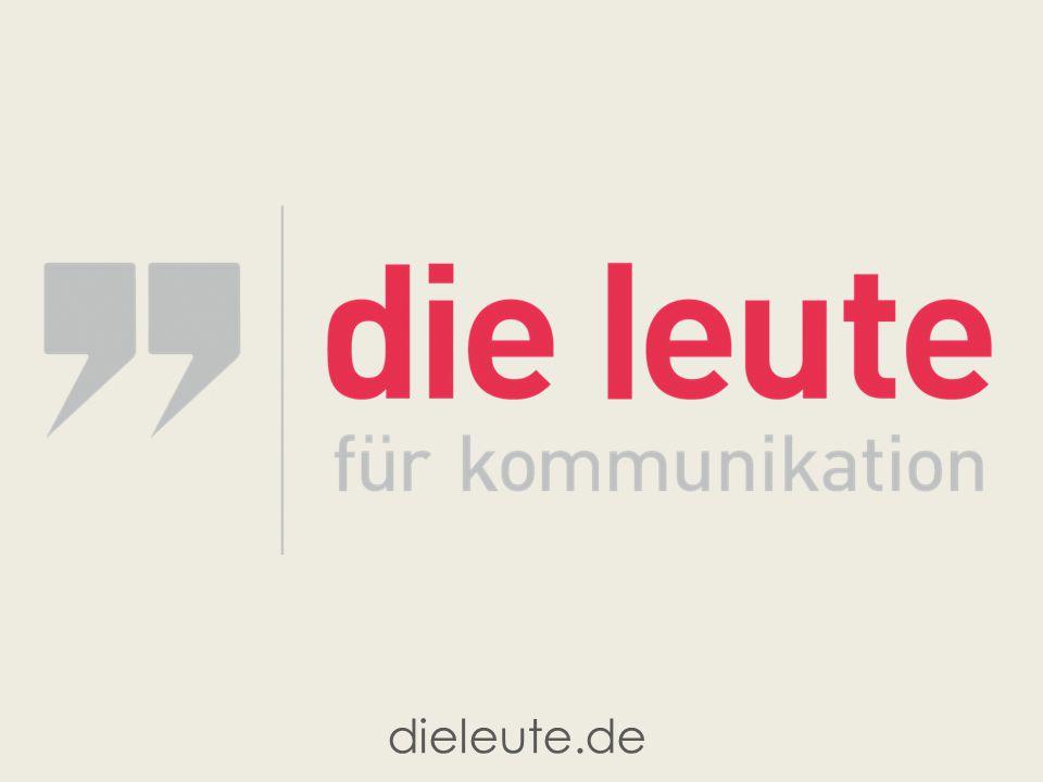 dieleute.de