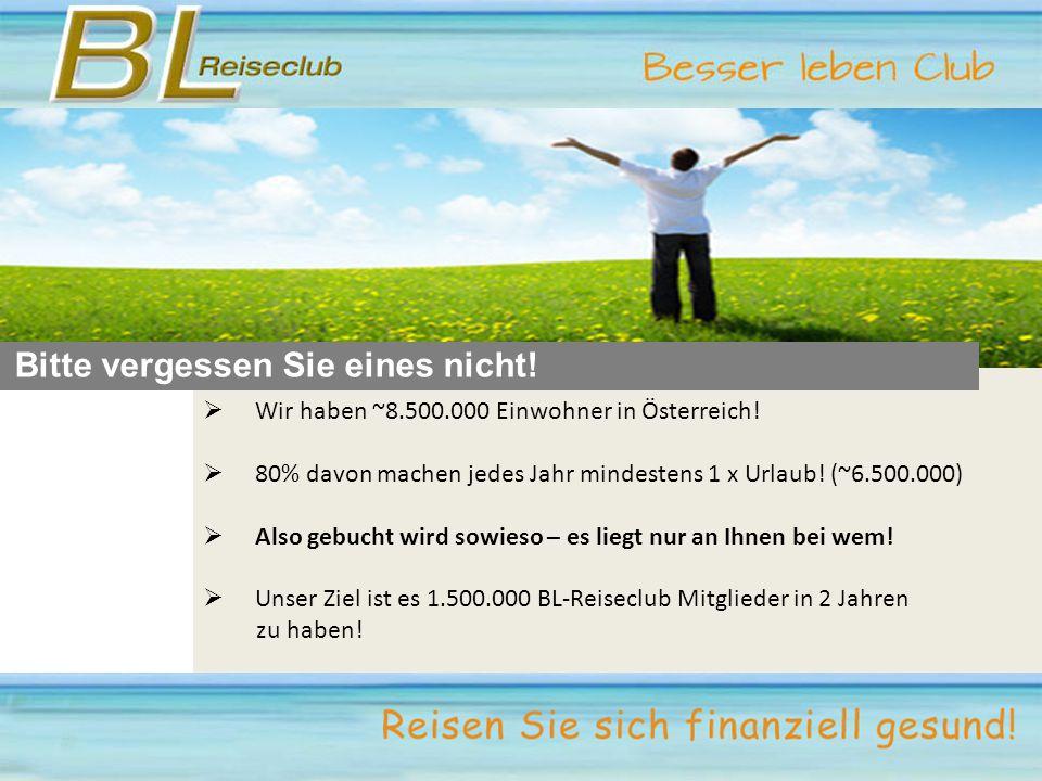  Wir haben ~8.500.000 Einwohner in Österreich.