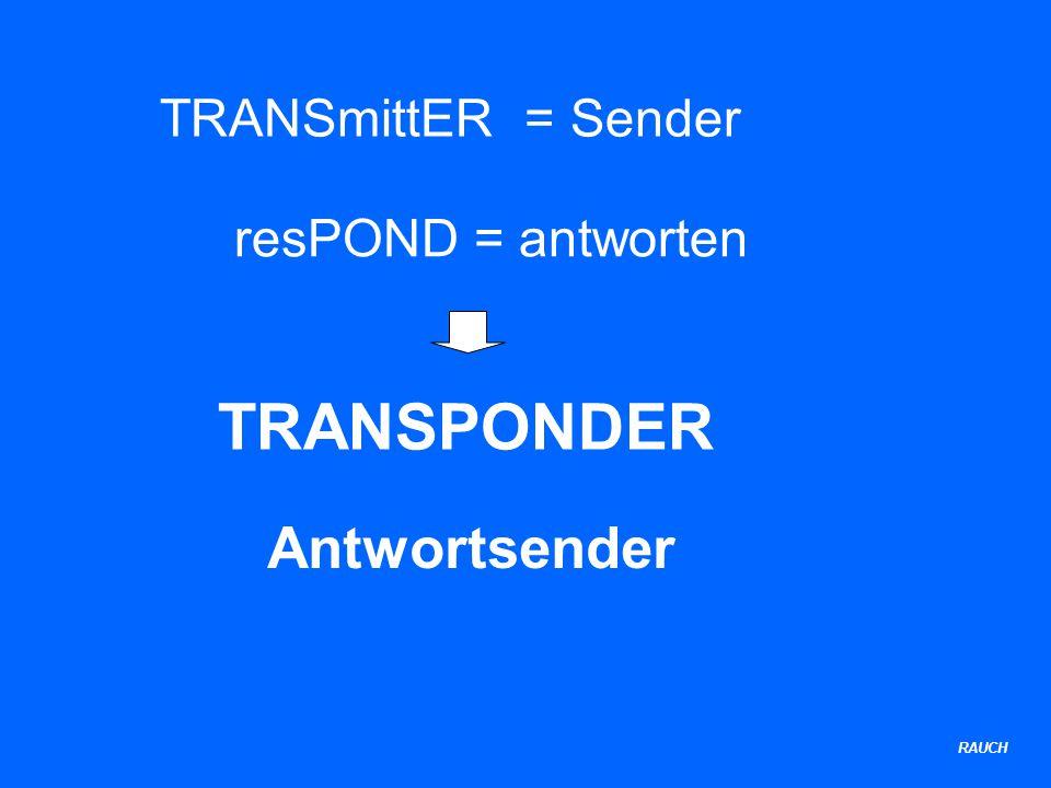 """LesegerätTransponder Lastwiderstand Schalter wird abhängig von den zu """"sendenden Daten geöffnet (logische 0) oder geschlossen (logische 1)"""