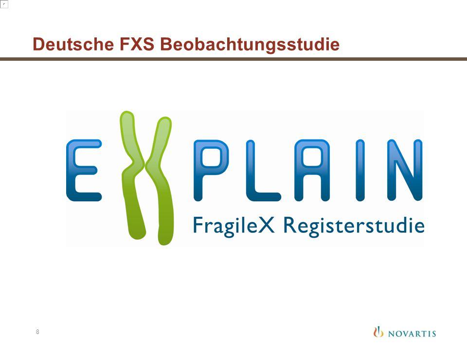 Deutsche FXS Beobachtungsstudie 8