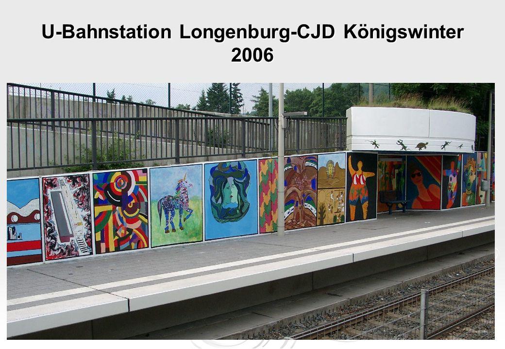 U-Bahnstation Longenburg-CJD Königswinter 2006