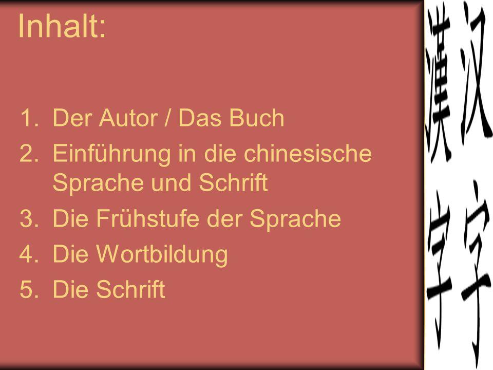 3.Die Frühstufe der Schrift und Sprache 3.2.Bedeutung und Lautwert 3.2.2.