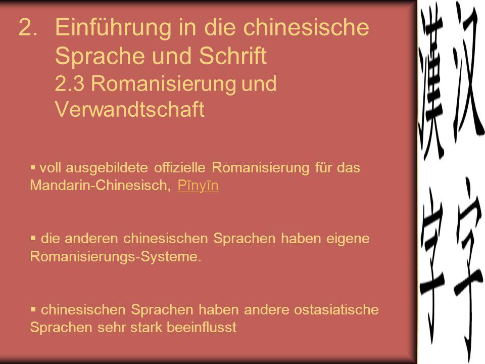 3.Die Frühstufe der Schrift und Sprache 3.1.