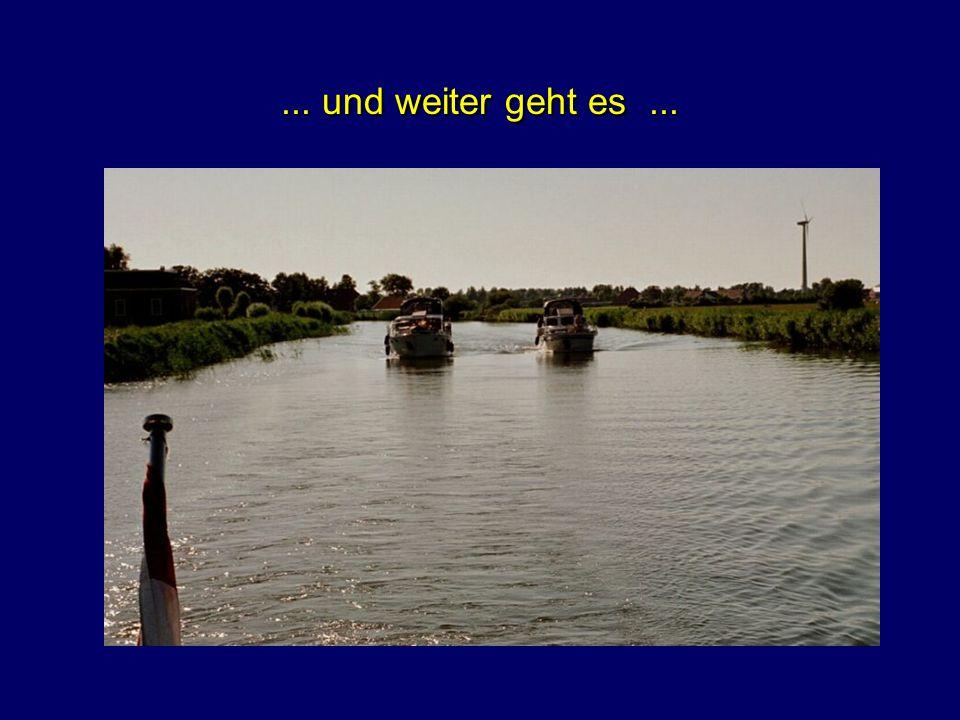 ... aber auch Seenotrettung...