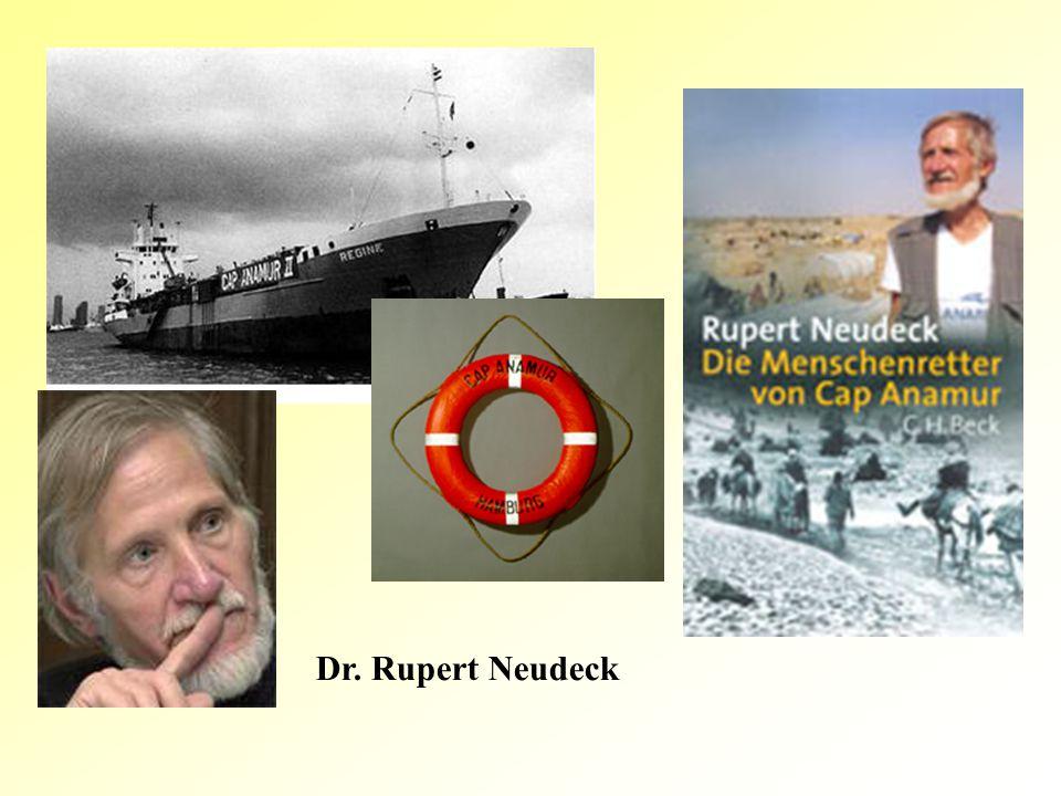 Dr. Rupert Neudeck