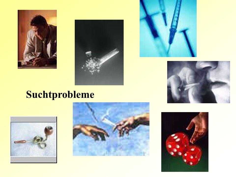 Suchtprobleme