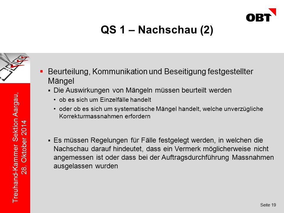 Seite 19 Treuhand-Kammer Sektion Aargau, 28.