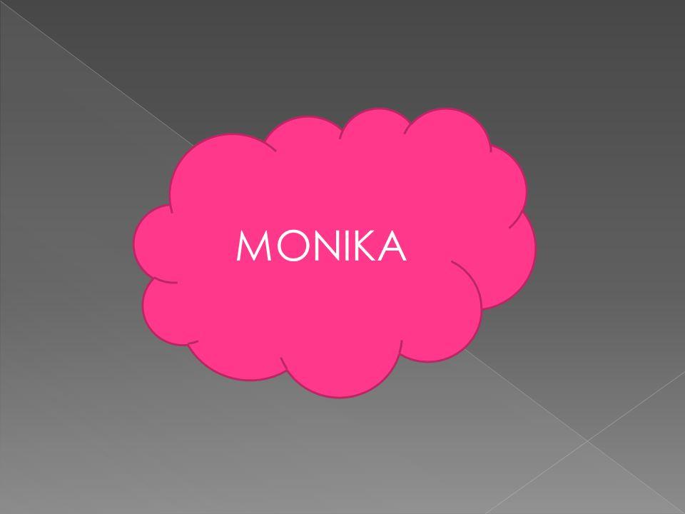  Ich heiße Monika  Ich bin 16 Jahre alt  Im Horoskop bin ich Wassermann  Ich wohne in Struga  Mein Hobby ist Badminton  Mein Lieblingsessen ist Pizza  Meni Lieblingsgetränk ist Coca-cola  Ich mag meine Deutsch  Ich mag nicht Sport