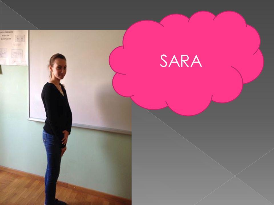  Ich heiße Sara  Ich bin 17 Jahre alt  Im Horoskop bin ich Fische  Ich wohne in Donji Vidovec  Mein Hobby ist Radfahren  Mein Lieblingsessen ist Pizza  Meni Lieblingsgetränk ist Coca-cola  Ich mag meine Freunde  Ich mag nicht Hausaufgabe