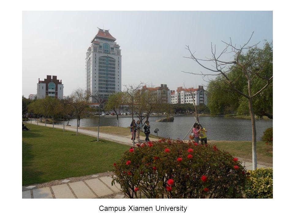 Campus Xiamen University