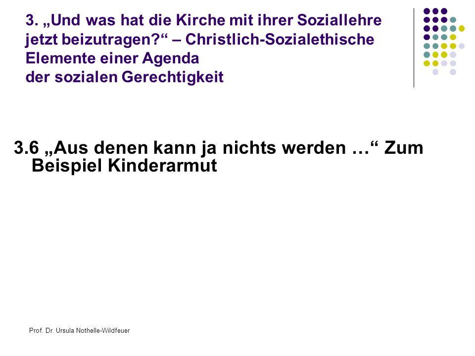 Prof. Dr. Ursula Nothelle-Wildfeuer 3.