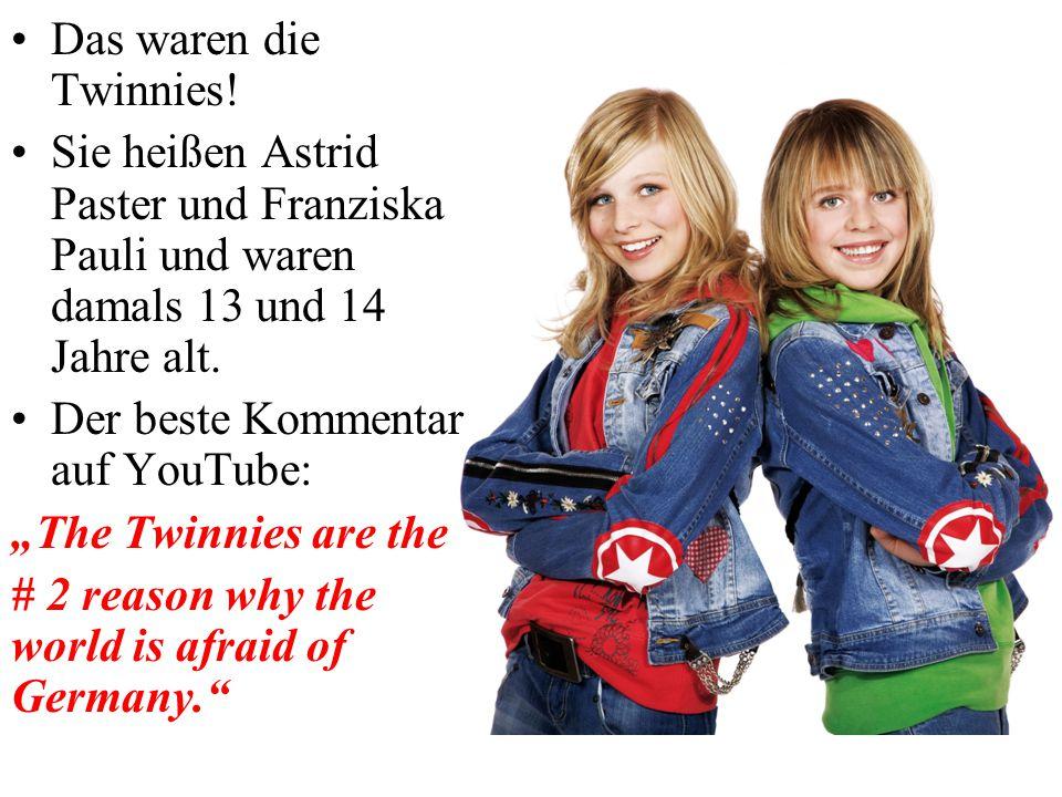 Die Twinnies!!!