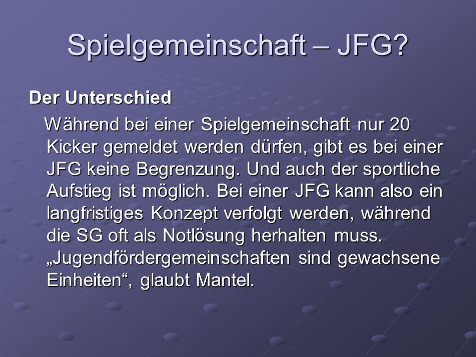 Spielgemeinschaft – JFG.