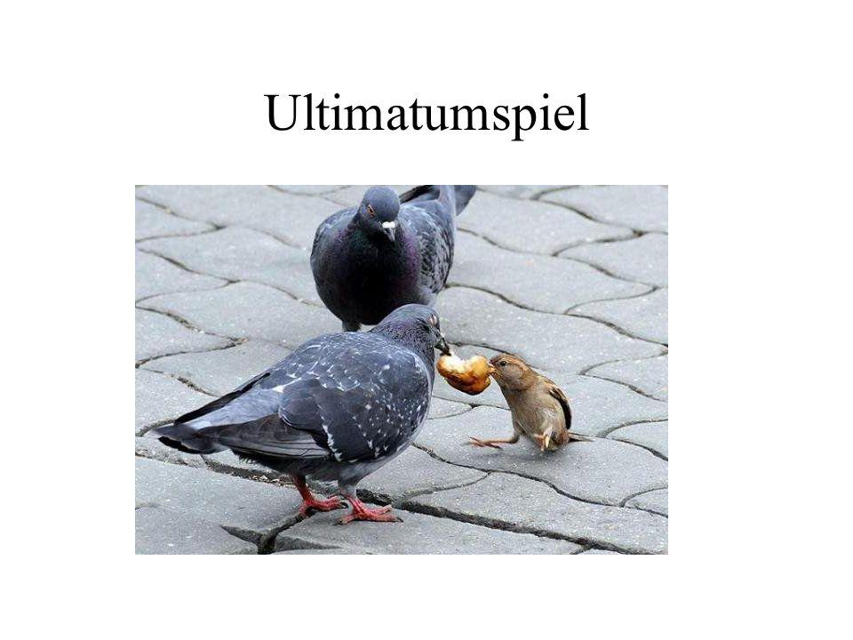Ultimatumspiel