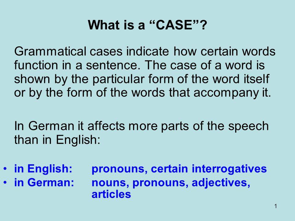 12 Übung:Nominativ oder Akkusativ.a.Emil nimmt...
