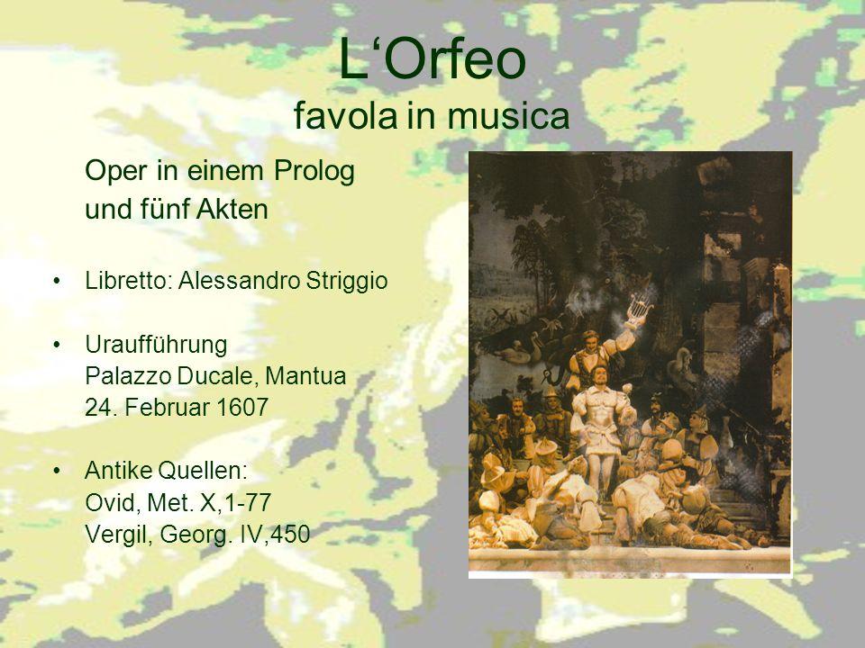 Il ritorno d'Ulisse in patria (Venedig, 1640) 2.
