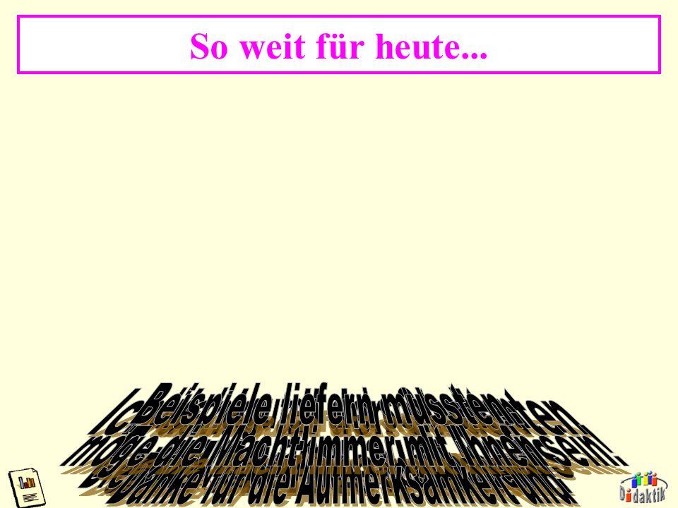 AkadOR W. Wagner, Didaktik der Chemie, Universität Bayreuth 2. Zusammenfassung Berücksichtigung der Wahrnehmungsgesetze. Reduktion der Information auf