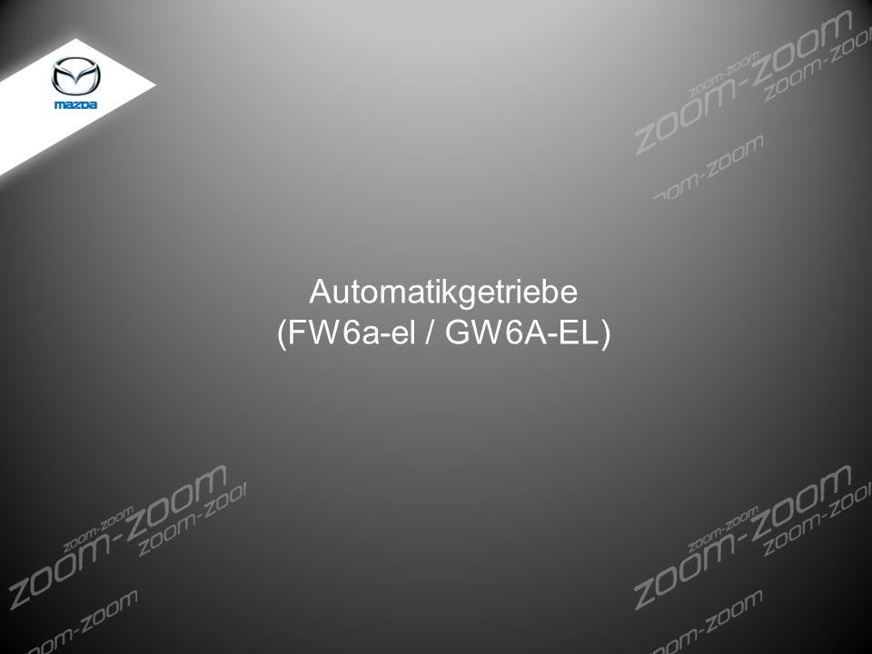 Automatikgetriebe (FW6a-el / GW6A-EL)