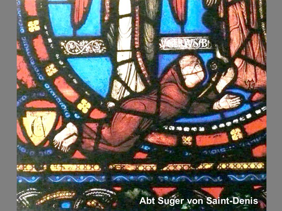 Abt Suger von Saint-Denis