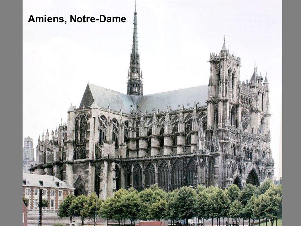 Amiens, Notre-Dame