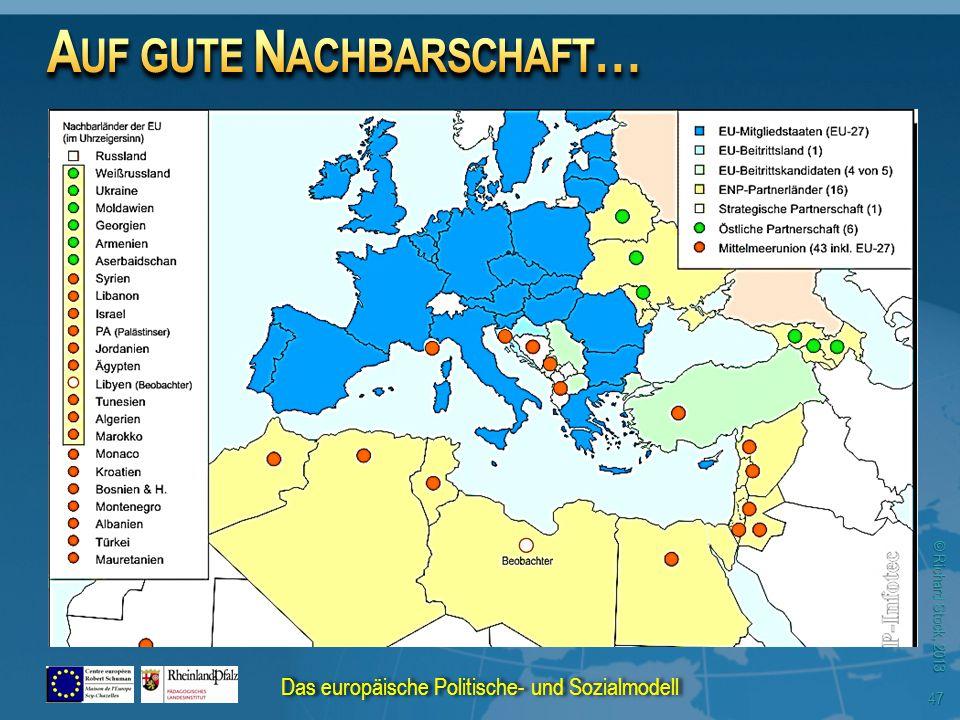 © Richard Stock, 2013 Das europäische Politische- und Sozialmodell 47