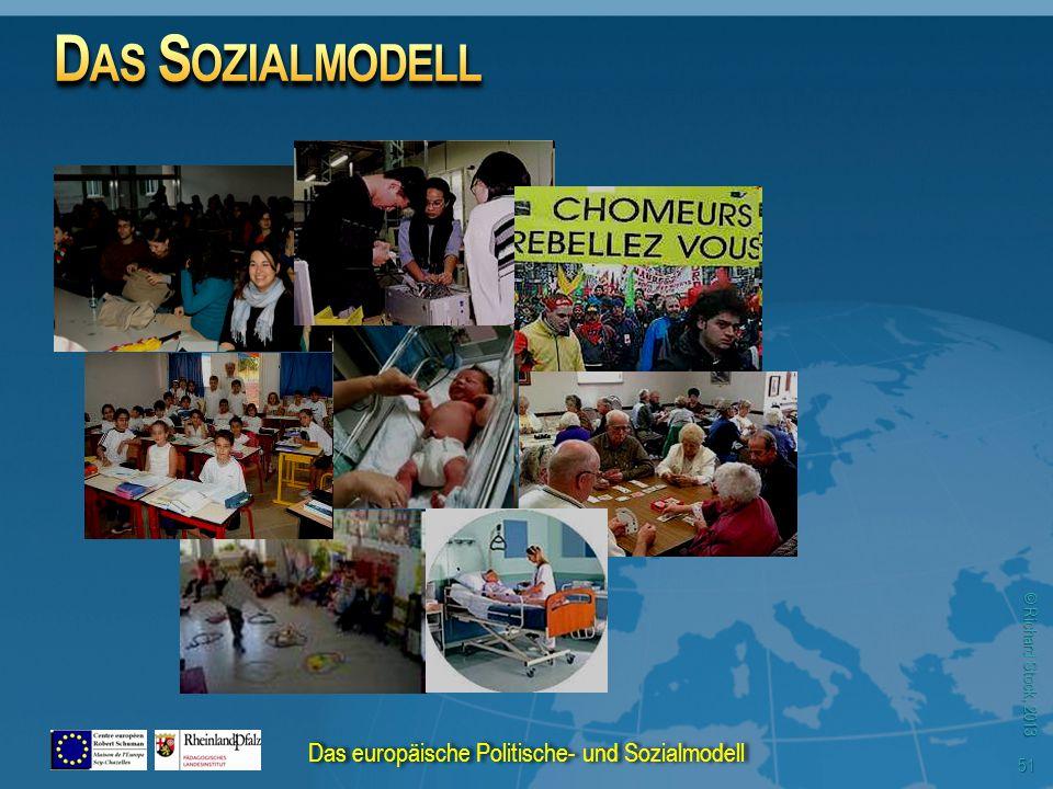 © Richard Stock, 2013 Das europäische Politische- und Sozialmodell 51