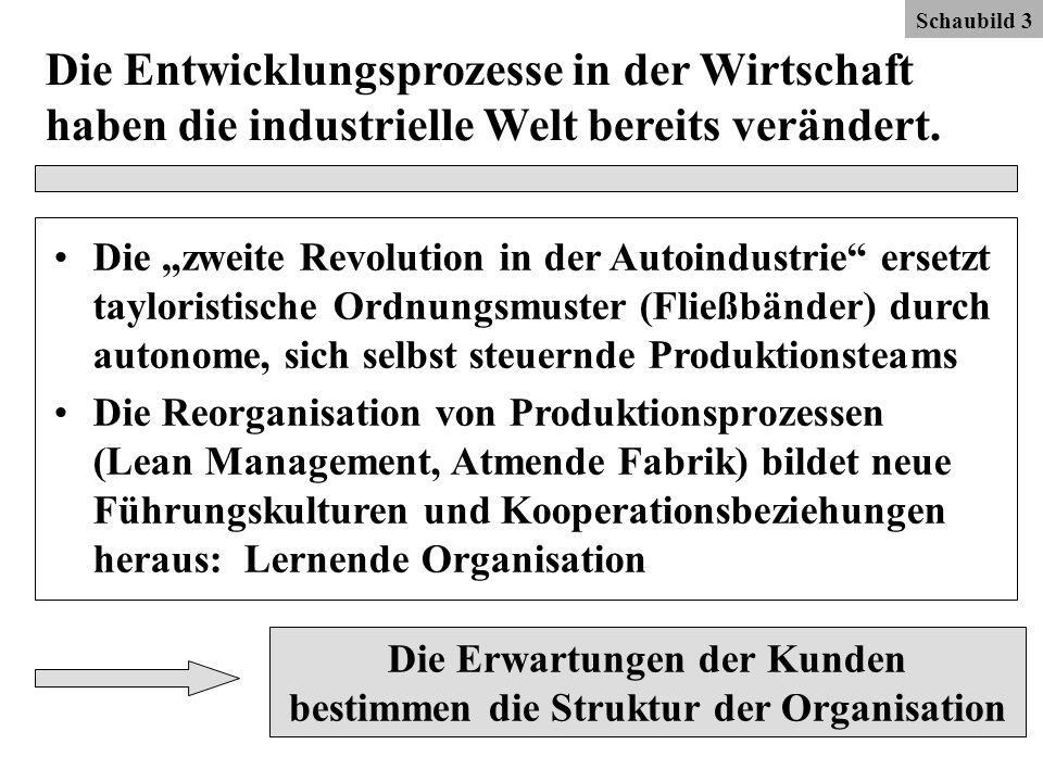 """""""Wir haben die gesamte Organisationsstruktur abgeschafft."""