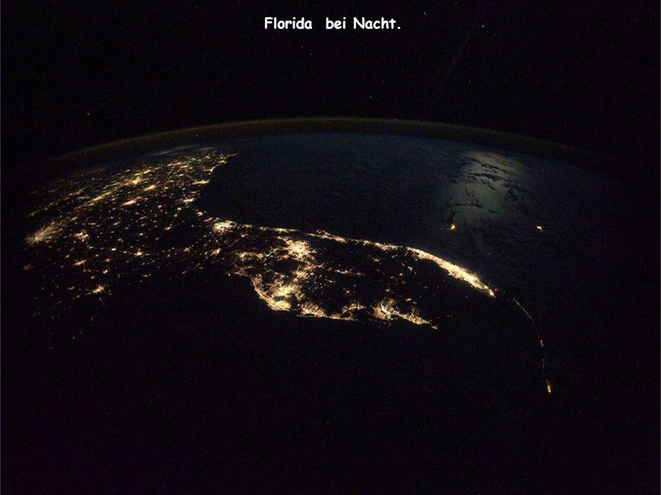 Florida bei Nacht.