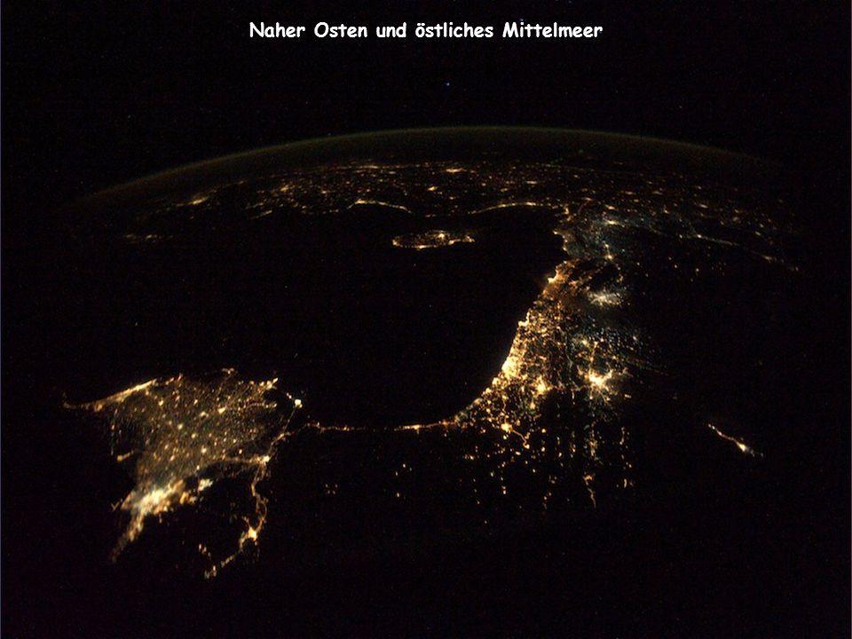 Naher Osten und östliches Mittelmeer