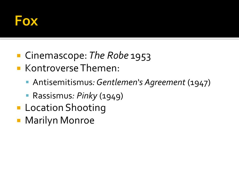  Political: High Noon (1952)  Sociological: Shane (1953)  Psychological: Winchester 73 (1950)  Formal: The Far Country (1955)