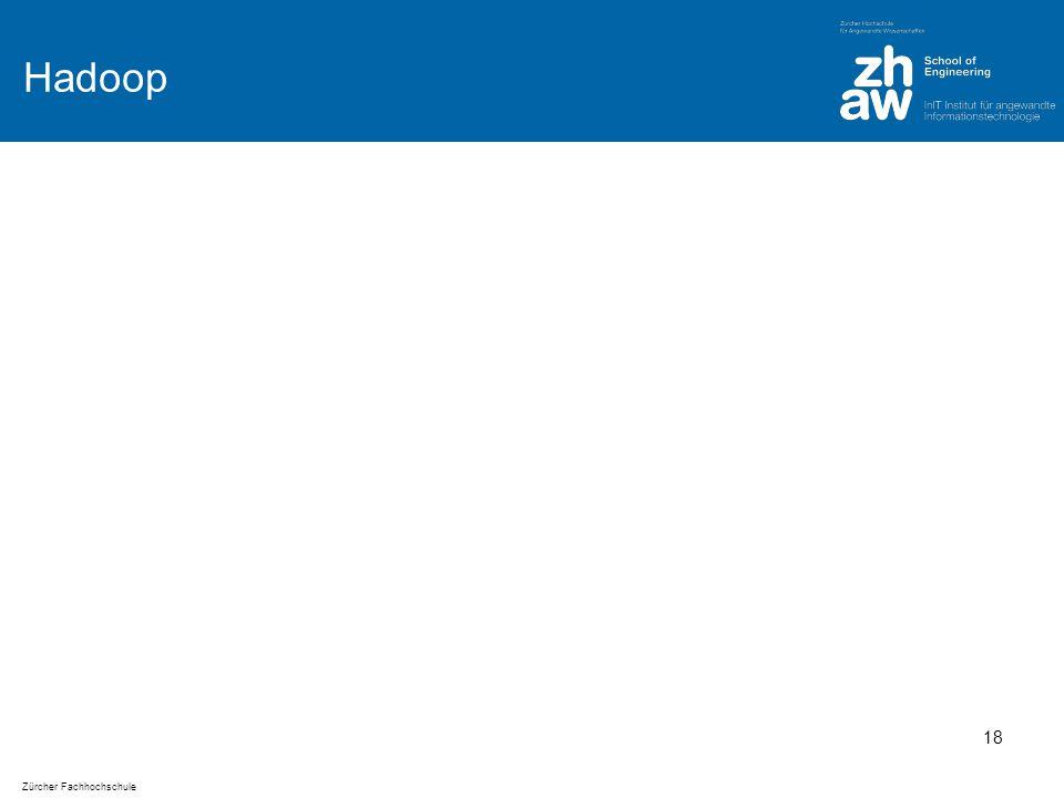Zürcher Fachhochschule Hadoop 18