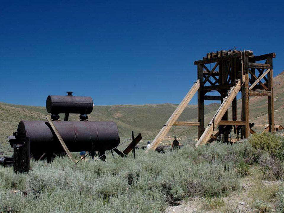William S.BodeyWilliam S. Bodey hatte 1859 in Mono County in der Sierra Nevada, ca.
