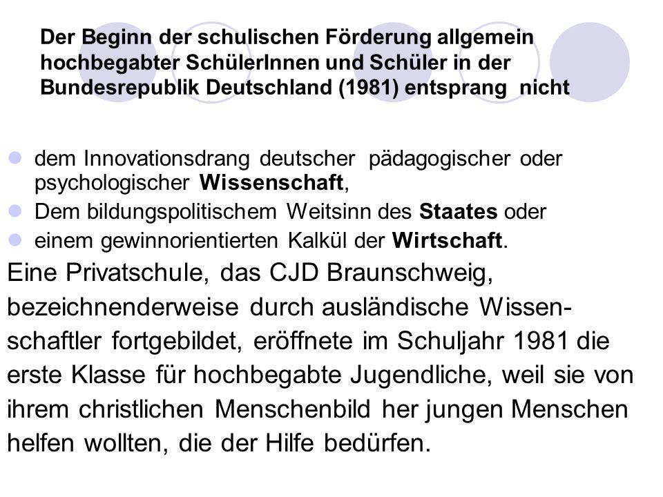 Hans-Joachim Gardyan OStD.i.R. Königswinter CJD Königswinter 24. März 2015 UNDERACHIEVEMENT UND WEITERE 4 ERSCHWERNISSE IN DER SCHULISCHEN HOCHBEGABTE